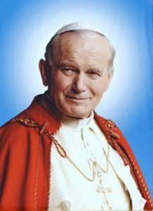 Birth chart of Pope John Paul II