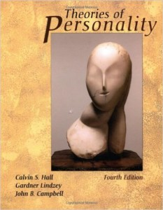 Astrological theory of personality